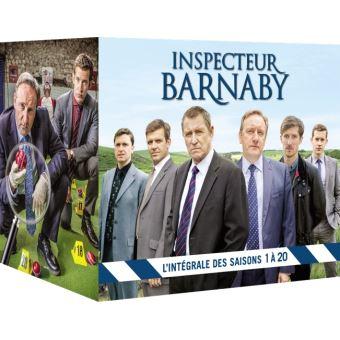 Inspecteur BarnabyCoffret Inspecteur Barnaby Saisons 1 à 20 DVD