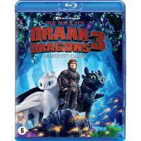 Hoe Tem Je Een Draak/Dragons 3 Blu-ray