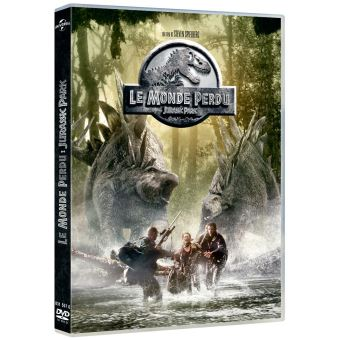 Jurassic ParkJURASSIC PARK - LE MONDE PERDU-FR