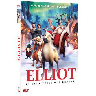 Elliot le petit renne DVD
