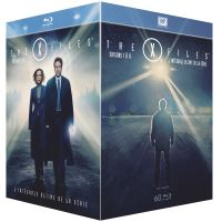 The X-Files Saisons 1 à 11 Coffret Blu-ray