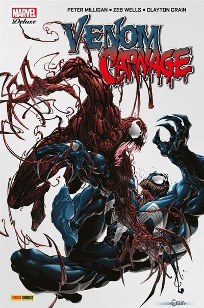 Venom vs Carnage - Un enfant est né - 9782809476576 - 21,99 €