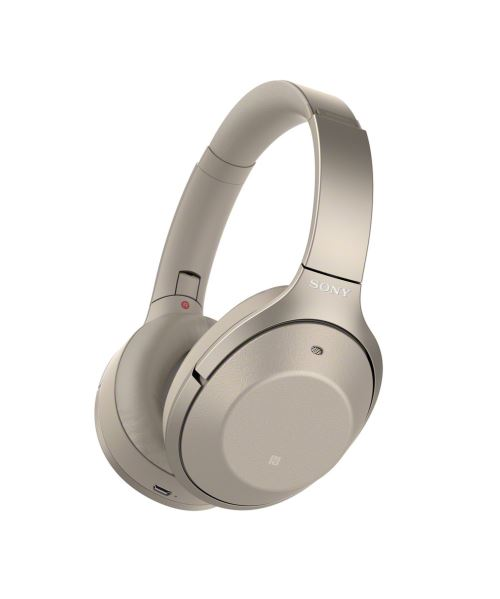 Casque Bluetooth à réduction de bruit Sony WH-1000XM2 Or