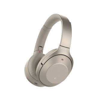 Casque Bluetooth Sony WH-1000XM2 Or