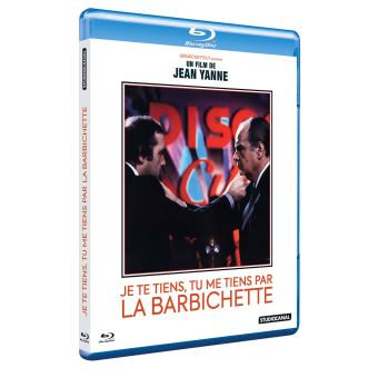 Je te tiens, tu me tiens, par la barbichette Exclusivité Fnac Blu-ray