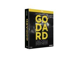 Collection Godard Blu-ray