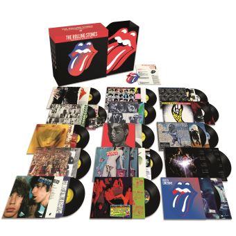 Studio Albums Vinyl Collection 1971-2016 Coffret Edition limitée