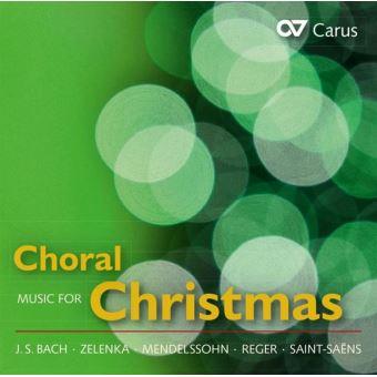 Musique chorale pour Noël
