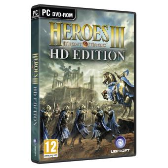 heroes of might magic iii hd pc jeux vid o achat prix fnac. Black Bedroom Furniture Sets. Home Design Ideas