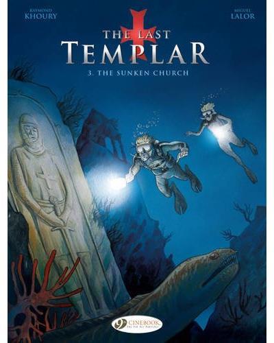 The last Templar - tome 3 The Sunken Church
