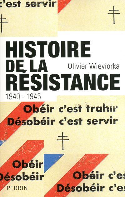 L'histoire de la résistance