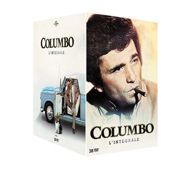 ColumboCoffret Columbo L'intégrale DVD