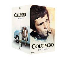 Coffret Columbo L'intégrale DVD
