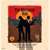 The Morricone Duel Inclus DVD