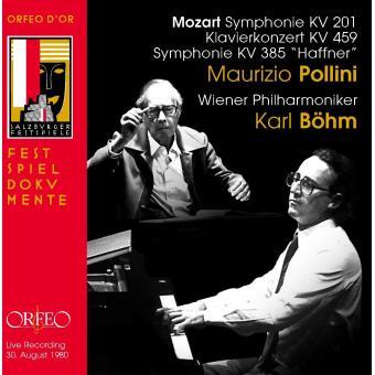 Symphonies no.29 & 35