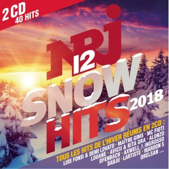 Nrj12 snow hits 2018