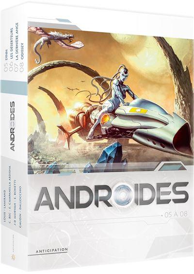 Androides 08 - Coffret T5 à