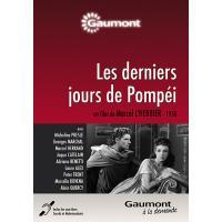 Les derniers jours de Pompei DVD