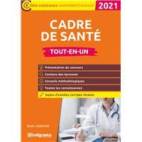 Cadre de santé 2020-2021