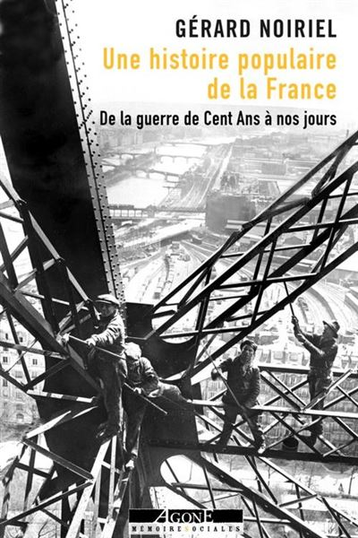 Une histoire populaire de la France - De la guerre de Cent Ans à nos jours - 9782748903027 - 21,99 €