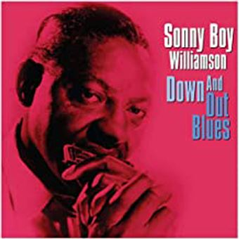 DOWN AND OUT BLUES/LP