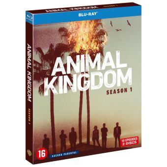 Animal kingdomAnimal Kingdom Saison 1 Blu-ray