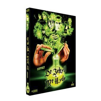 Docteur Jekyll et Mister HydeCoffret Docteur Jekyll et Mister Hyde 5 Films DVD