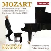 PIANO CONCERTOS KV 453