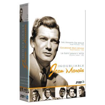 JEAN MARAIS-3 DVD-VF