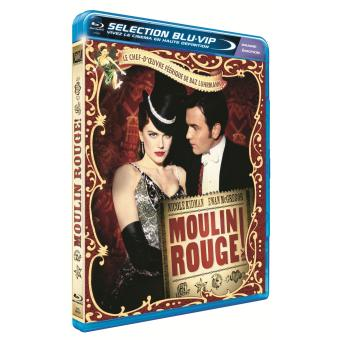 Moulin Rouge Blu-ray