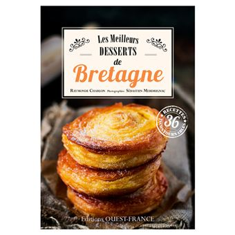 Desserts de Bretagne