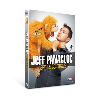 Jeff Panacloc perd le contrôle ! DVD