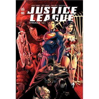 Justice leagueL'intégrale