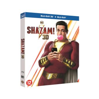 Shazam!-BIL-BLURAY 3D