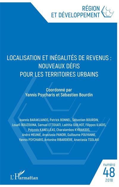 Localisation et inégalités de revenus