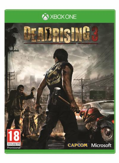 Dead Rising 3 Edition Day One Xbox One - Xbox One
