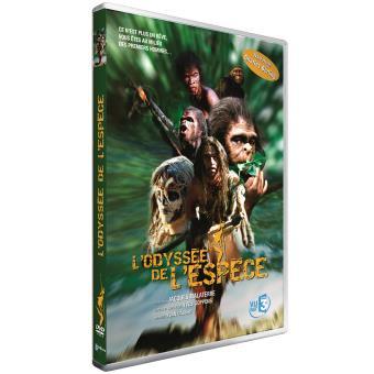 L'Odyssée de l'espèce DVD