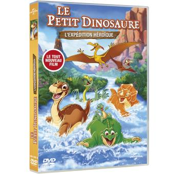 Le Petit DinosaureLe Petit Dinosaure L'expédition héroïque DVD