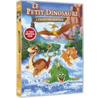 Le Petit Dinosaure L'expédition héroïque DVD