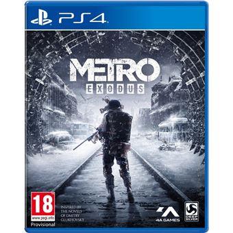 Metro exodus MIX PS4