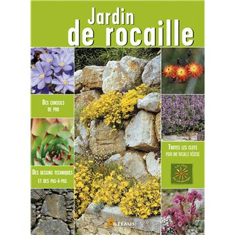 Jardin de rocaille - relié - Collectif - Achat Livre | fnac