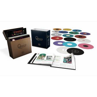 Complete Studio Album LP Col.(LTD Coloured LP-Box)