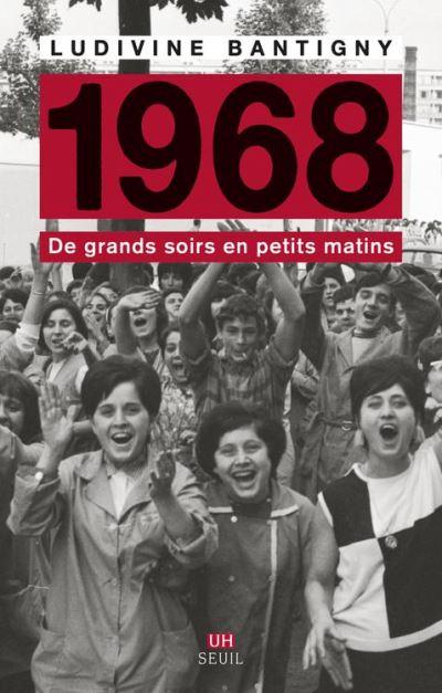 1968 - De grands soirs en petits matins - 9782021301595 - 17,99 €