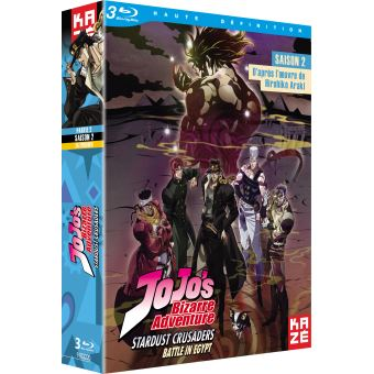 Jojo's bizarre adventureJOJO S BIZARRE ADVENTURE-FR-BLURAY