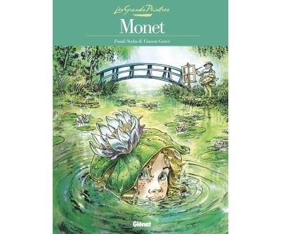 Les Grands Peintres - Monet