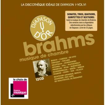 La discoth que id ale de diapason volume 6 musique de for Bach musique de chambre