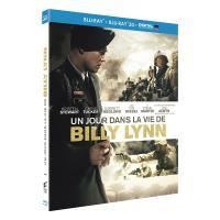Un jour dans la vie de Billy Lynn Blu-ray 3D + 2D