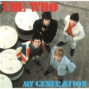 My generation reissue shm sac