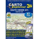 carte carto exploreur 3d