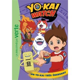 Yokaï WatchYo-kai Watch 09 - Un Yo-kai très énervant